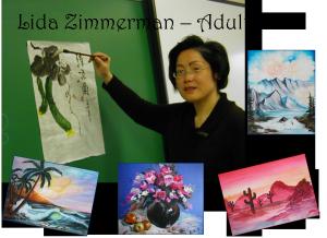 Lida Y Zimmerman - Bio-4