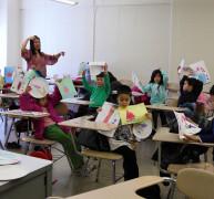 欢迎您的孩子来我们的学前班 Pre-K Program